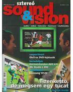 Sztereó - Sound & Vision 2006. XIII. évf. 5-6. szám - Matók István