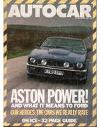 Autocar 1987 September 23 - Matthew Carter