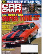 Car Craft 2001 October - Matthew King
