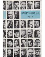 Szép versek 1973 - Mátyás Ferenc