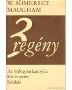 Az ördög sarkantyúja / Sör és perec / Színház - Maugham, W. Somerset