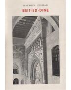 Beit-ed-Dine - Maurice Chehab