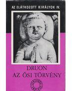 Az elátkozott királyok IV. - Maurice Druon