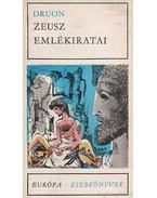 Zeusz emlékiratai - Maurice Druon