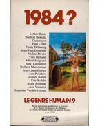 1984? - Maurice Olender