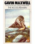 The Rocks Remain - Maxwell, Gavin