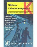 Ullstein Kriminalmagzin 3 - MCBAIN, ED - PRATHER, RICHARD S, - BOUCHER, ANTHONA - NIELSEN, HELEN - MACDONALD, ROSS - RICE, CRAIG - FLORA, FLETCHER