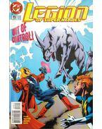 Legion of Super-Heroes 73. - McCraw, Tom, Moder, Lee, Tom Peyer