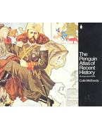 The Penguin Atlas of Recent History - McEVEDY, COLIN