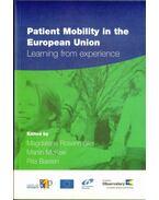 Patient Mobility in the European Union - McKee, Martin, Rosenmöller, Magdalene, Baeten, Rita
