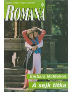 A sejk titka - McMahon, Barbara