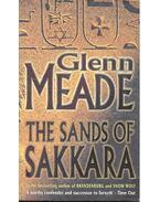 The Sands of Sakkara - MEADE, GLEN