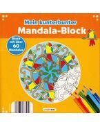 Mein kunterbunter Mandala-Block