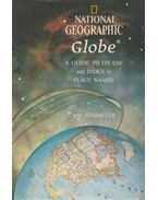 National Geographic Globe - Melville Belle Grosvenor
