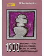 1000 végjátéktanulmány - Mészáros András