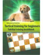 Tactical training for Beginners / Taktikai tréning kezdőknek - Mészáros András