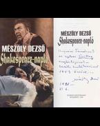 Shakespeare-napló (dedikált) - Mészöly Dezső