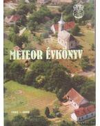 Meteor Évkönyv 1982-2002
