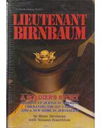 A Soldier's Story - Meyer Birnbaum, Yonason Rosenblum