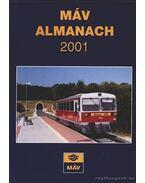 MÁV almanach 2001. - Mezei István