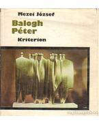 Balogh Péter - Mezei József
