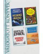 Keserű búcsú / Könyvesbolt a sarkon / Egyetlen ember / Miramar-öböl - Michael Connelly, Jenny Colgan, Andrew Gross, Davis Bunn
