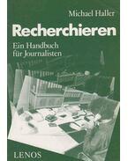Recherchieren - Michael Haller