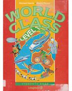 World Class level 1 Students' Book - Michael Harris, David Mower