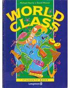 World Class Level 4 Student's Book - Michael Harris, David Mower