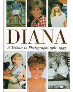 Diana Princess of Wales: A Tribute in Photographs 1961-1997 - Michael O'Mara