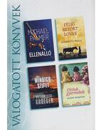 Ellenálló / Félig betört lovak / Windigo-sziget / Eltitkolt gyermekek - Michael Palmer, Jeannette Walls, Krueger, William Kent, Alison Mcqueen