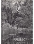 Guitar Music Books 1 and 2 - Michael Raven