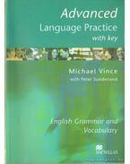 Advanced Language Practice with key - Michael Vince