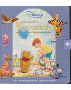 Disney Micimackó Hordozható Kincsestár - Francesca Cane