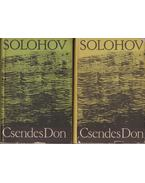 Csendes Don I-II. - Mihail Solohov