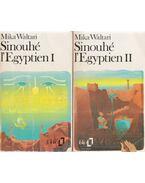 Sinouhé l'Egyptien I-II. - Mika Waltari