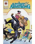 Archer & Armstrong Vol. 1. No. 17 - Mike Baron, Vosburg, Mike