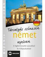Társalgás színesen német nyelven - Mike Hillenbrand, T. Balla Ágnes