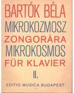 Mikrokozmosz II. - Bartók Béla