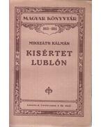 Kisértet Lublón - Mikszáth Kálmán