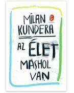 Az élet máshol van - Milan Kundera