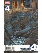 Fantastic Four No. 568 - Millar, Mark, Ahearne, Joe