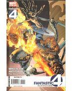 Fantastic Four No. 557 - Millar, Mark, Hitch, Bryan