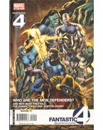 Fantastic Four No. 559 - Millar, Mark, Hitch, Bryan