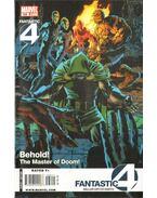 Fantastic Four No. 566 - Millar, Mark, Hitch, Bryan