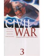 Civil War 3. - Millar, Mark, McNiven, Steve