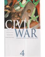 Civil War 4. - Millar, Mark, McNiven, Steve