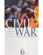Civil War 6. - Millar, Mark, McNiven, Steve