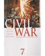 Civil War 7. - Millar, Mark, McNiven, Steve