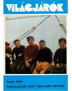 Tonhalászok közt Bretagne partjain - Millar, Ronald